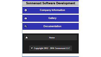 Sonnenaxt Website 1